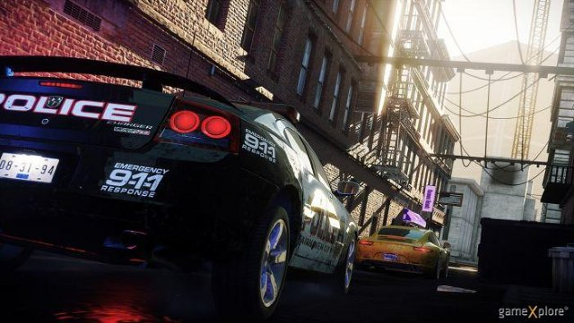 Need For Speed: Most Wanted til Xbox 360