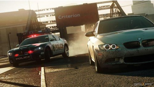 Need For Speed: Most Wanted til PC