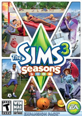 The Sims 3 Seasons til PC
