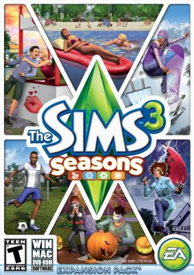 The Sims 3 Seasons til PC