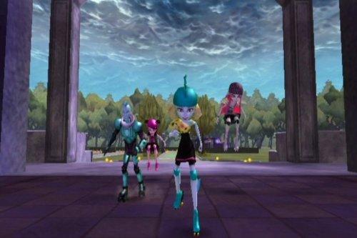 Monster High: Skultimate Roller Maze til Wii