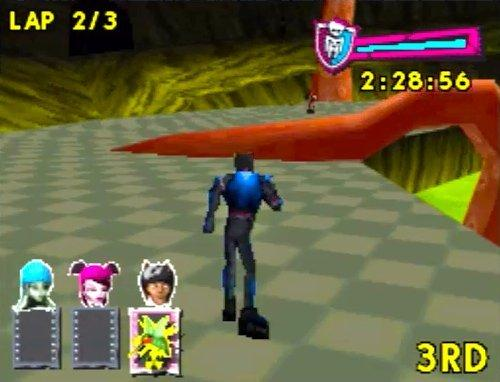 Monster High: Skultimate Roller Maze til DS
