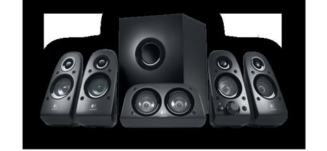 surround sound speakers z506 pdf