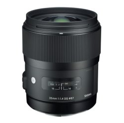 Sigma 35mm f/1.4 DG HSM for Nikon