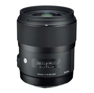 Sigma 35mm f/1.4 DG HSM for Sony