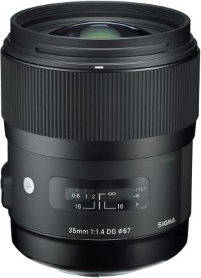 Sigma 35mm f/1.4 DG HSM for Pentax