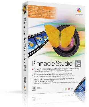 Pinnacle Studio 16 HD