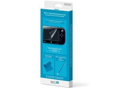 Nintendo Wii U GamePad Tilbehørspakke