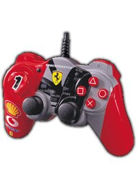 Thrustmaster Scuderia Analog Gamepad