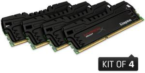 Kingston HyperX Beast DDR3 1600MHz 16GB CL9 (4x4GB)