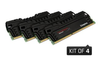 Kingston HyperX Beast DDR3 1600MHz 32GB CL9 (4x8GB)