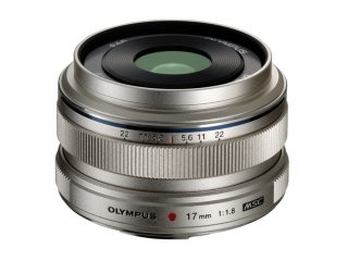 Olympus M.Zuiko Digital 17 mm f/1.8