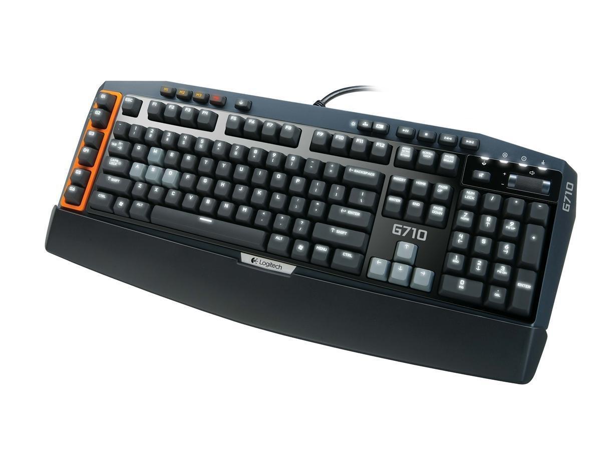 Logitech G710+ Gaming Keyboard Tek.no