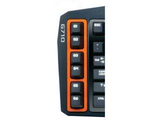 Logitech G710+ Gaming Keyboard