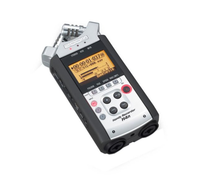 Zoom Handy Recorder H4n