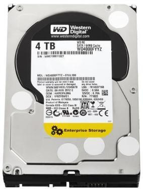 Western Digital RE4 4TB
