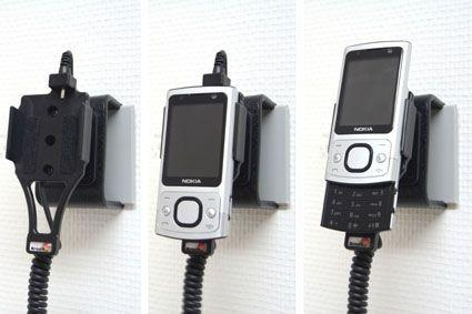 Brodit 512151 Holder til Nokia 6700 Slide