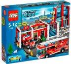 LEGO City Brannstasjon 7208