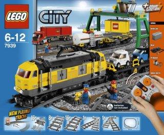 LEGO City Godstog