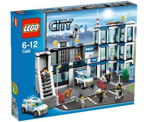 LEGO City Politistasjon