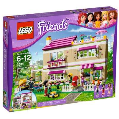 LEGO Friends Olivias Hus