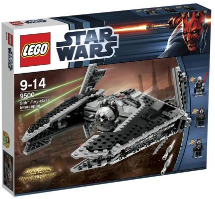 LEGO Star Wars Sith Interceptor