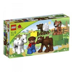 LEGO Duplo Smådyrsgård