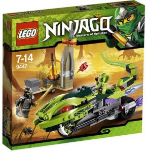 LEGO Ninjago Lashas Bite Cycle