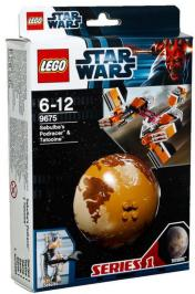 LEGO Star Wars Sebulba's Podracer & Tatooine