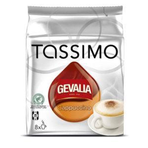 Gevalia Tassimo kaffekapsler