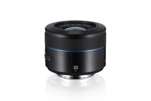 Samsung NX 45 mm f/1.8 2D/3D