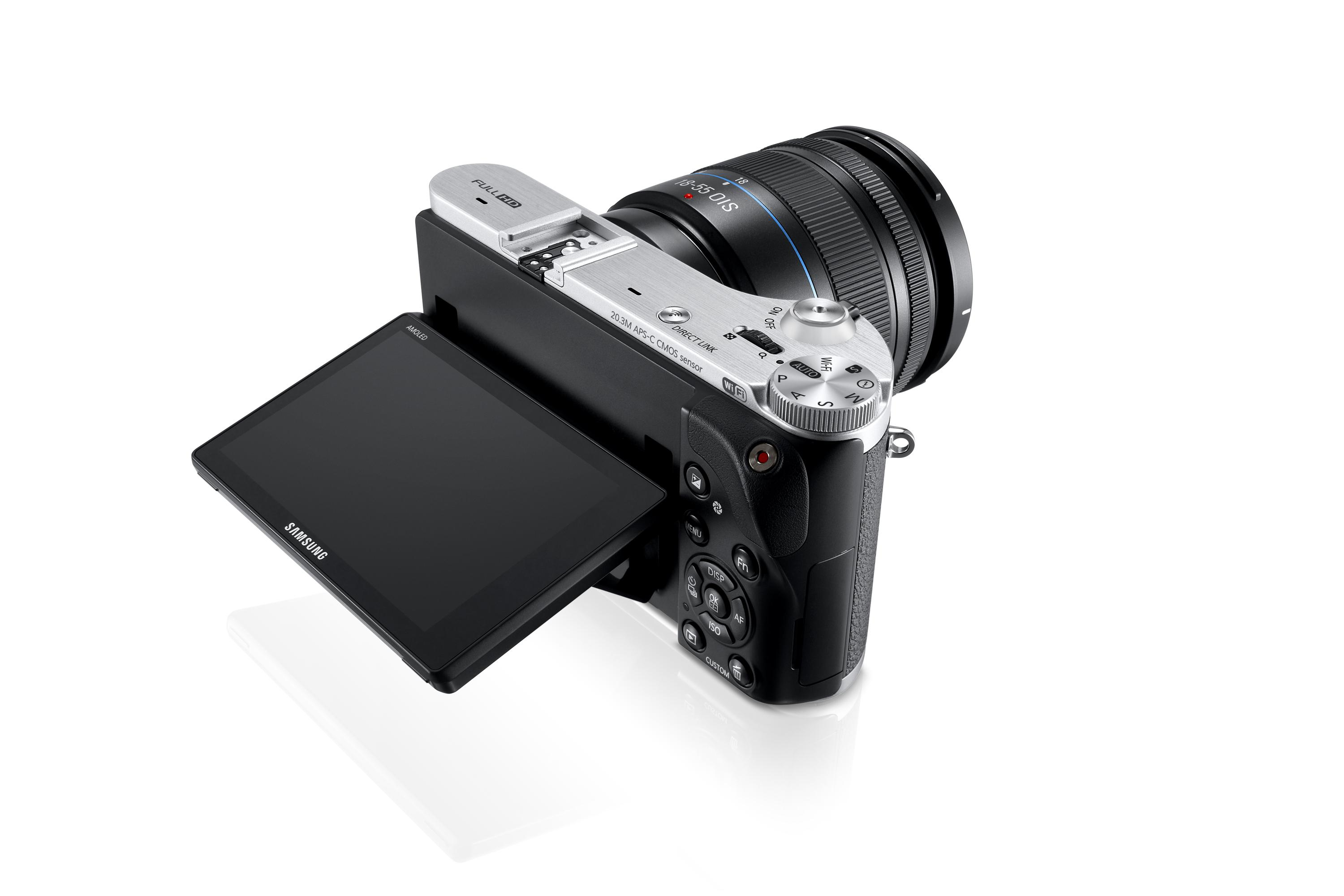 Samsung NX300 User Manual