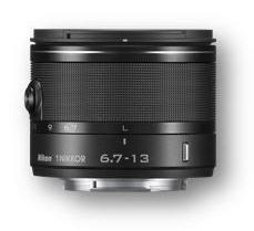 Nikon 1 Nikkor VR 6.7–13mm f/3.5–5.6