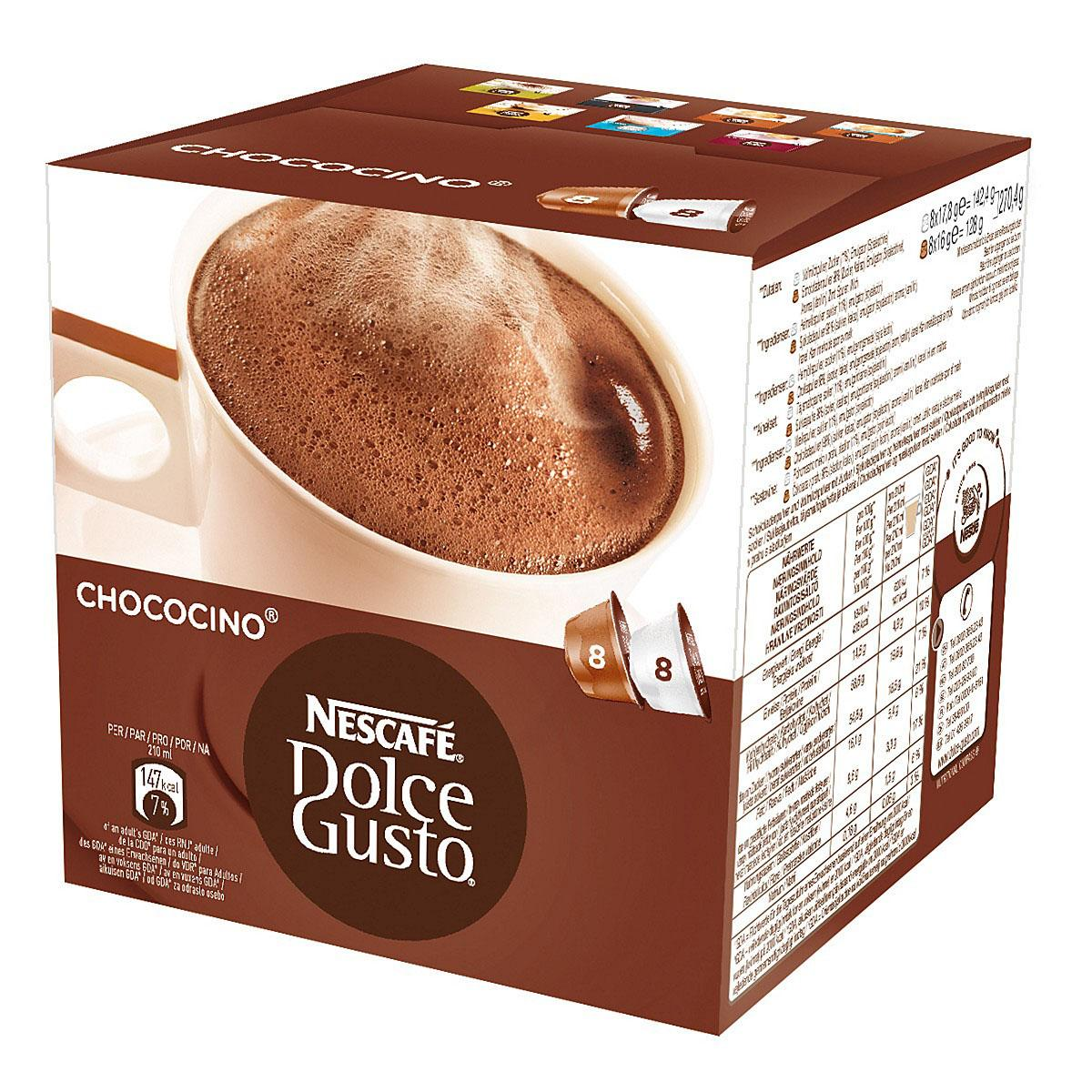 chai tea latte dolce gusto instructions