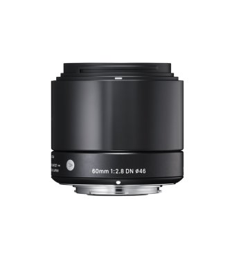 Sigma 60mm F2.8 DN for mFT