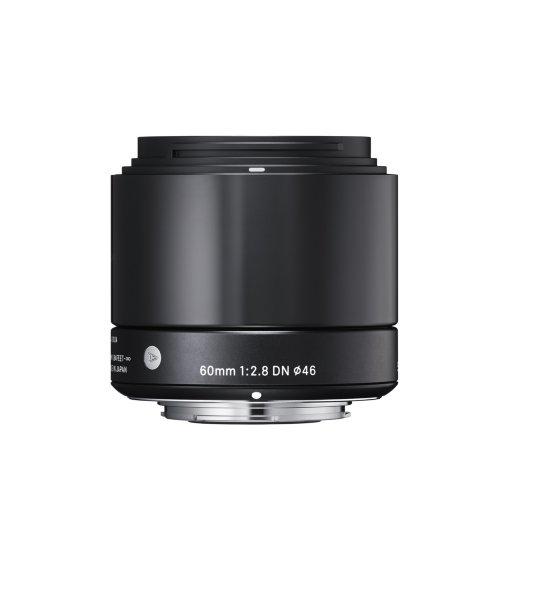 Sigma 60mm F2.8 DN for mFT