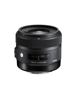 30mm F1.4 DC HSM for Canon