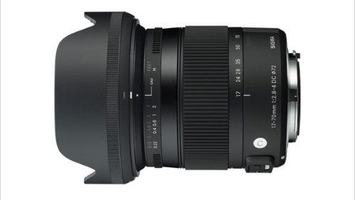 Sigma 17-70mm F2.8-4 C DC Macro OS HSM C for Canon