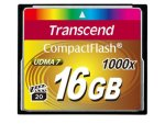 Transcend Compact Flash 1000X 16GB
