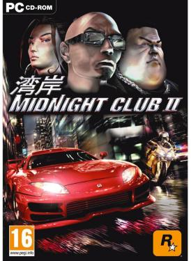 Midnight Club 2 til PC