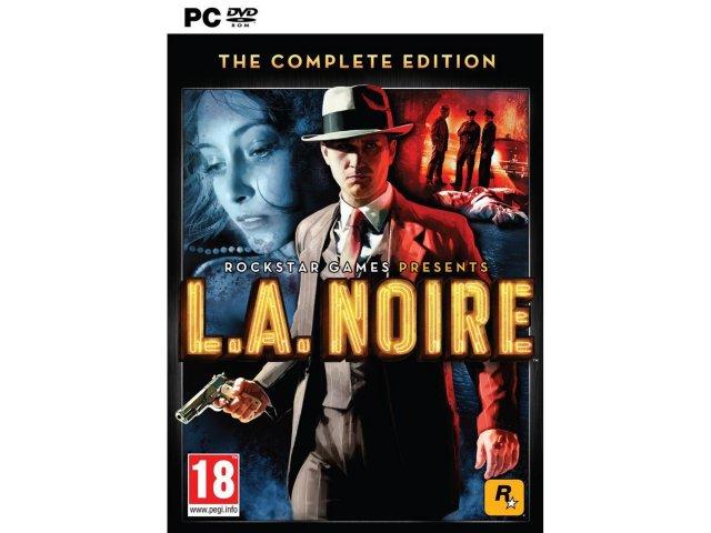 Team Bondi L.A. Noire Complete Edition