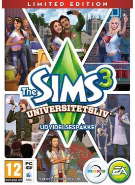 The Sims 3: University Life til PC
