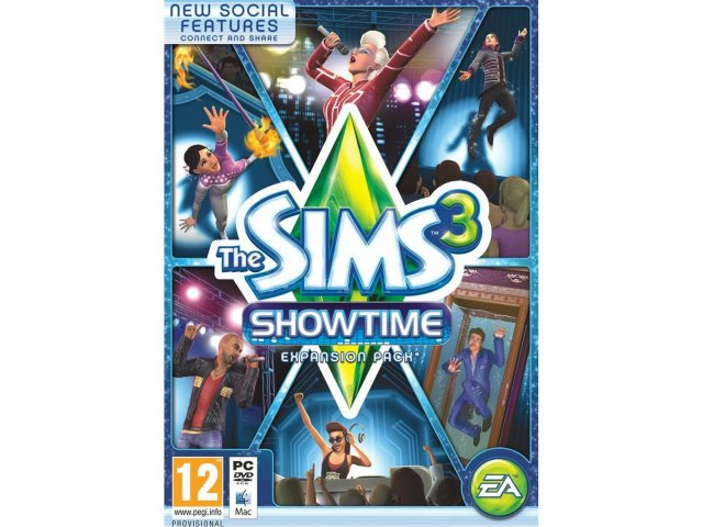 The Sims Studio The Sims 3: Showtime