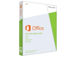 Microsoft Office Home and Student 2013 Engelsk