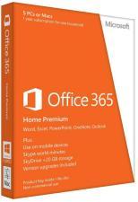 Microsoft Office 365 Home Premium Engelsk