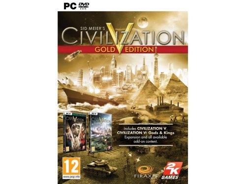Sid Meier's Civilization V Gold Edition til PC