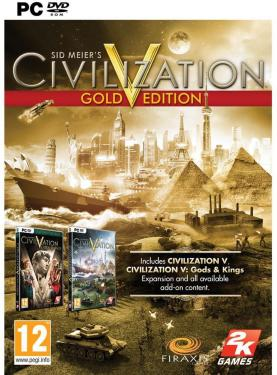 Sid Meier's Civilization V Gold Edition til PC