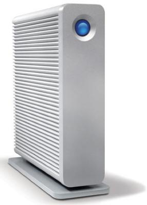 LaCie d2 Thunderbolt 3TB