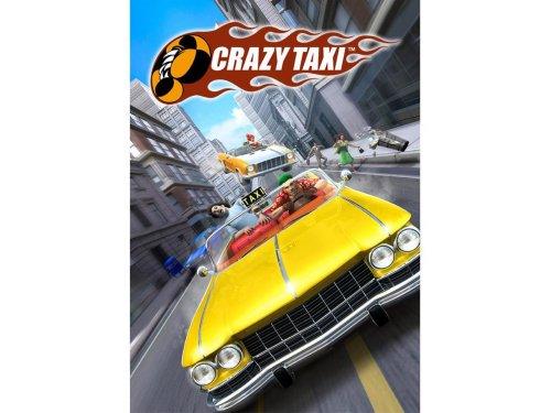 Crazy Taxi til PC