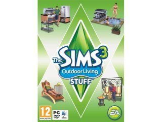 The Sims 3: Outdoor Living Stuff til PC